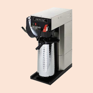Coffee air pot equipment